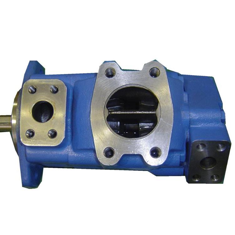 China Low Noise Eaton Hydraulic Vane Pump Vickers 20vq 25vq 35vq 45vq 25vq-21a-1c-22r cat 320c Hydraulic Oil Pump