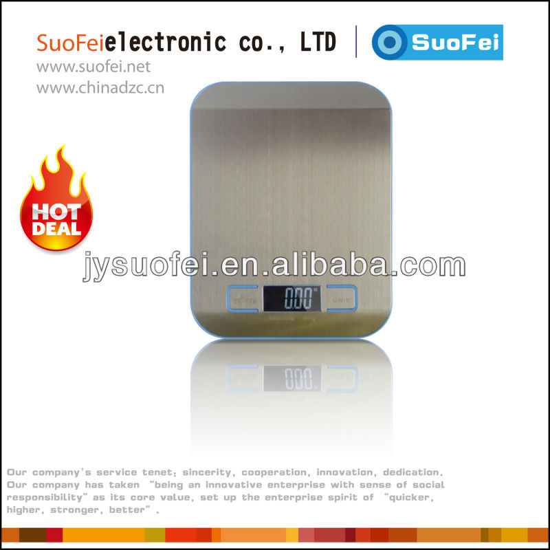 electronic kitchen scale 5kg digital kitchen scale