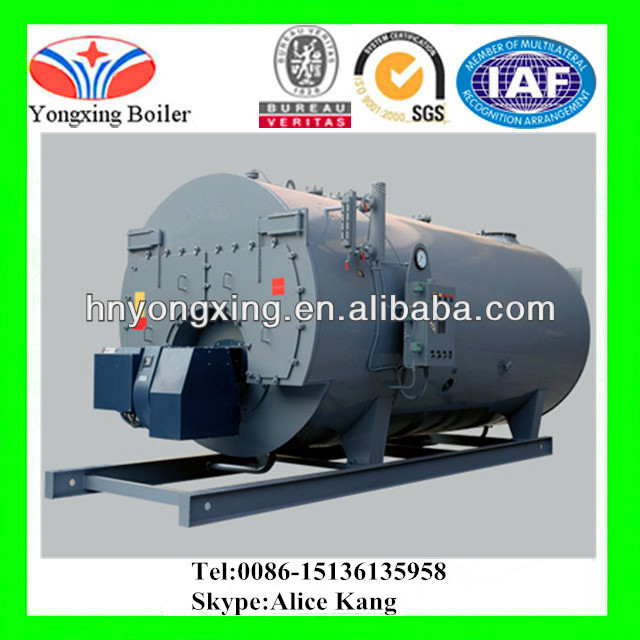 China National Class A Portable Stainless Steel Steam Boiler Price