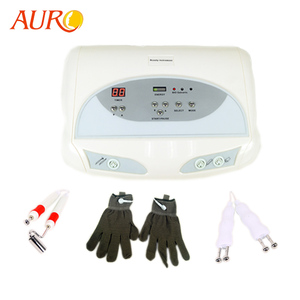 Au-8403 Portable BIO Microcurrent Facial Skin Lifting Device