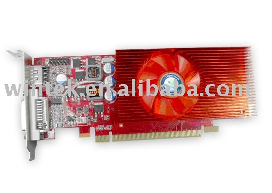 220 1G DDR2 PCI-E Graphics card