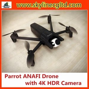 New Drone Parrot ANAFI rc Quadcopter with 4K HDR 21MP Camera 3-Axis Gimbal  Stabilization