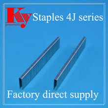 good quality 406J fine wire crown staples 6mm