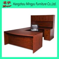 High end manager office desk design