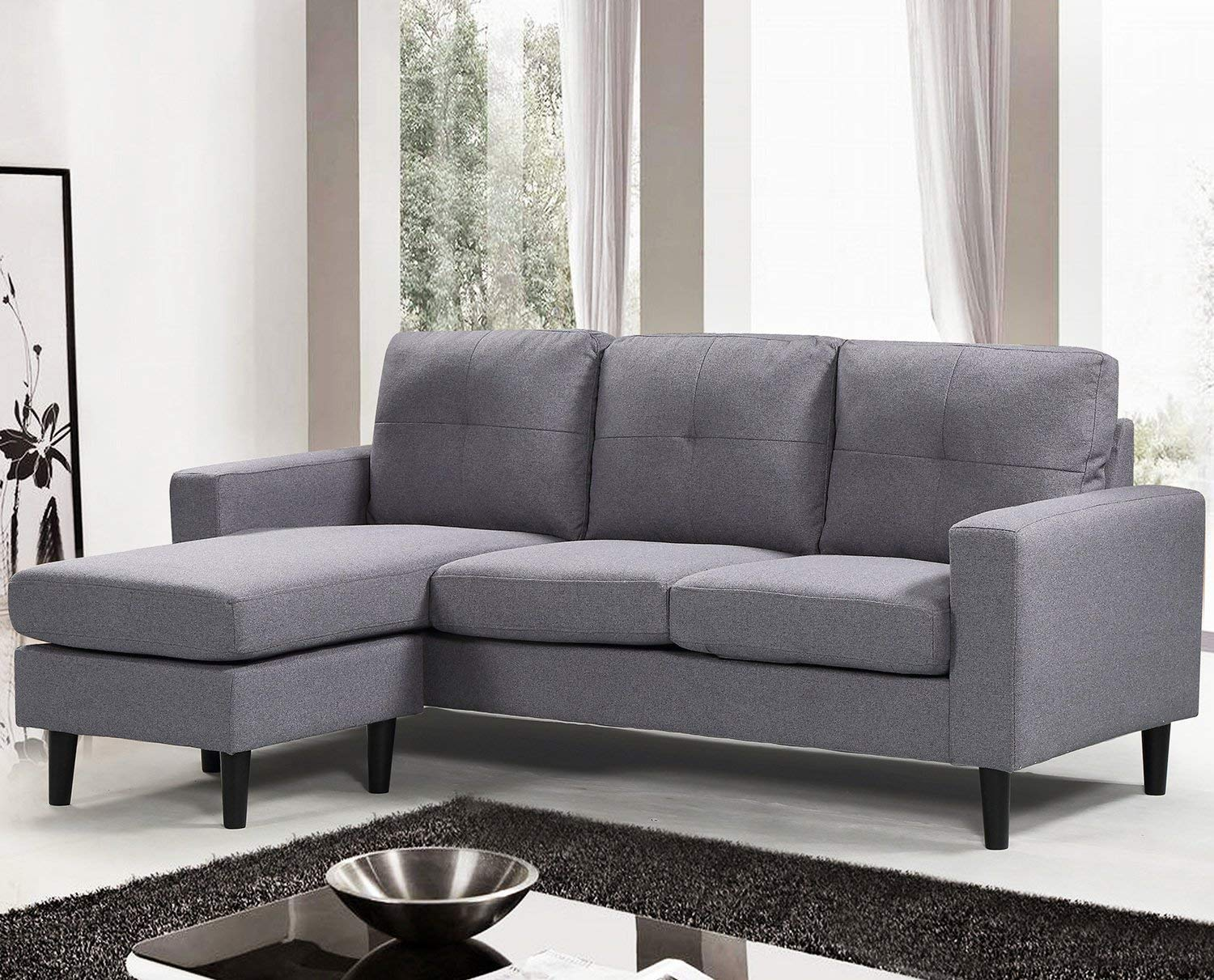 Cheap Grey Couch Sectional, find Grey Couch Sectional deals on line ...