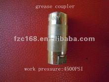 4 jaws type grease coupler high pressure resisting