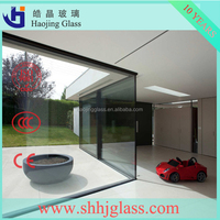 6mm thick laminated frosted glass