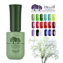6pcs Inail osmanthus Aroma UV Eco friendly Gel Nail polish 15ml 78 colors for choices