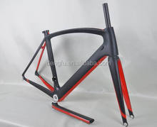 super light and high quality FM098, 2015 aero road carbon frame FM098, chinese cheap road bike carbon frame