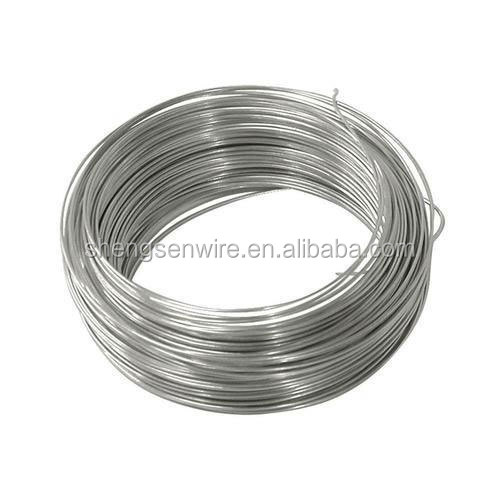 hot dipped galvanised fencing wire/heavy zinc coating wire
