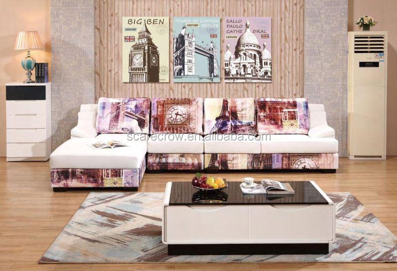 2016 heißer verkauf moderne möbel design korean leder sofa ...