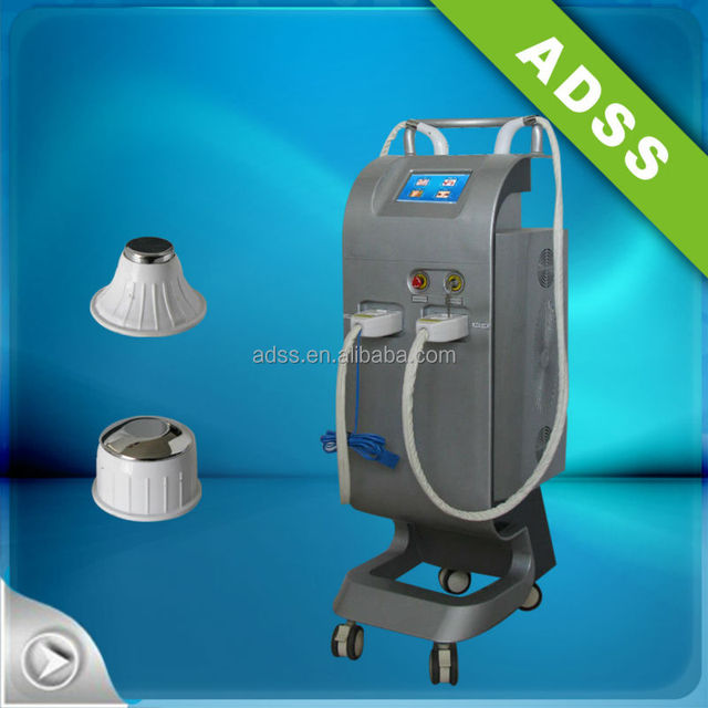 ADSS wrinkle removal machine /skin rejuvenation and skin tightening machine/ body slimming machine -2 in 1 RF009