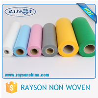 Top 100 Companies Spunbonded Nonwoven Fabrics Roll in Cloth Making