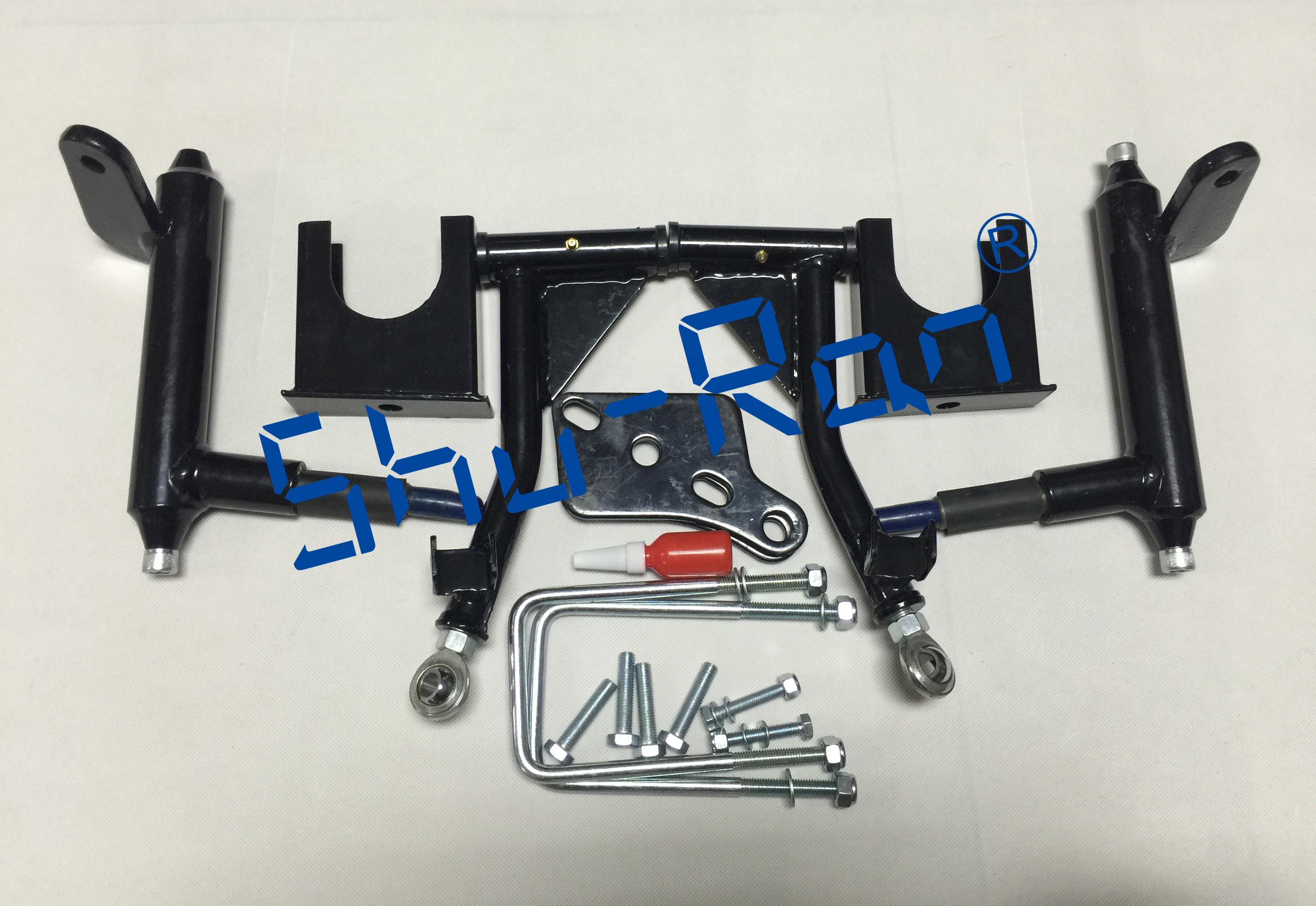 6 inch Club Car Precedent Heavy Duty A-Arm Golf Cart Lift Kit