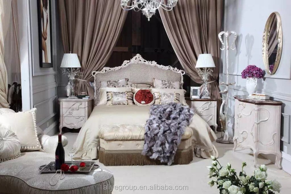 Antique French Provincial Bedroom Furniture Wholesale, Bedroom ...