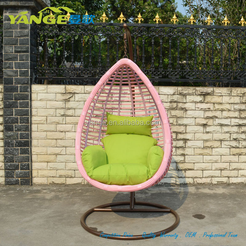 Amazing Swing Chair Garden Round Rattan Outdoor Bed Outdoor Swing