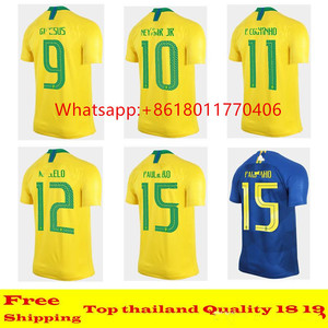 Shirt Brazil Soccer cd28e808c