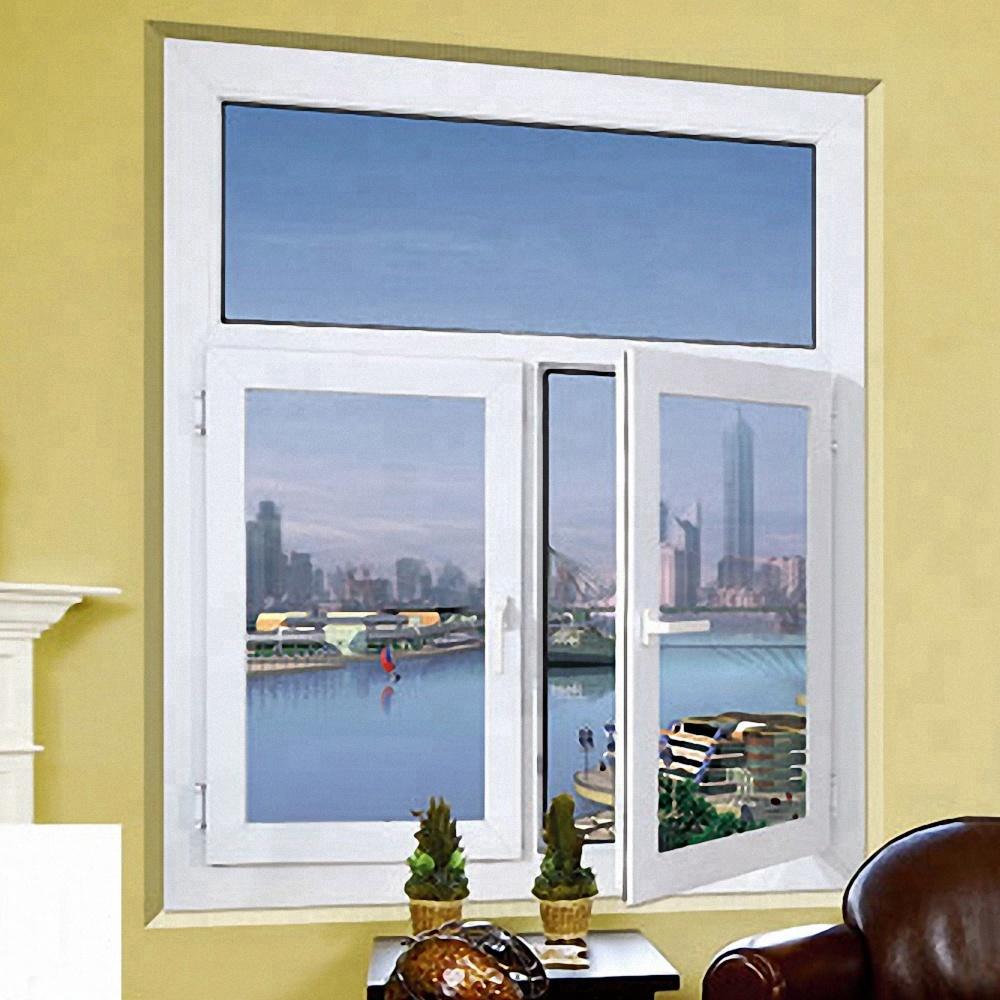 PVC fenêtres et portes fenêtres de maison bon marché à vendre
