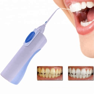 Portable Oral Hygiene Irrigator Whitening Power Floss Dental Smart Intelligent Water Jet Oral Care Tool Irrigator