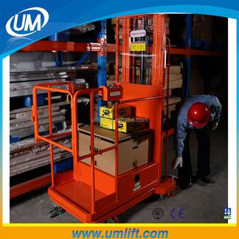 Best Supplier Chinese Loading 200kg Tilting Manual Cherry Picker ...