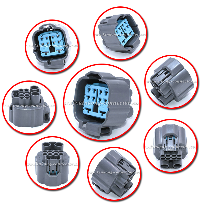 OBD2 Distributor 10 Pin Auto Connector