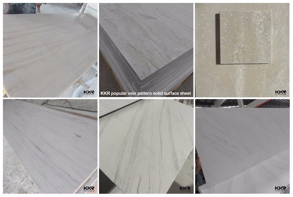 Polyester Badkamer Muur : Groothandel kkr acryl polyester effen oppervlak hotel douche muur