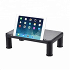 Popular Useful Height Adjustable Smart Monitor Stand Monitor Riser Laptop Stand