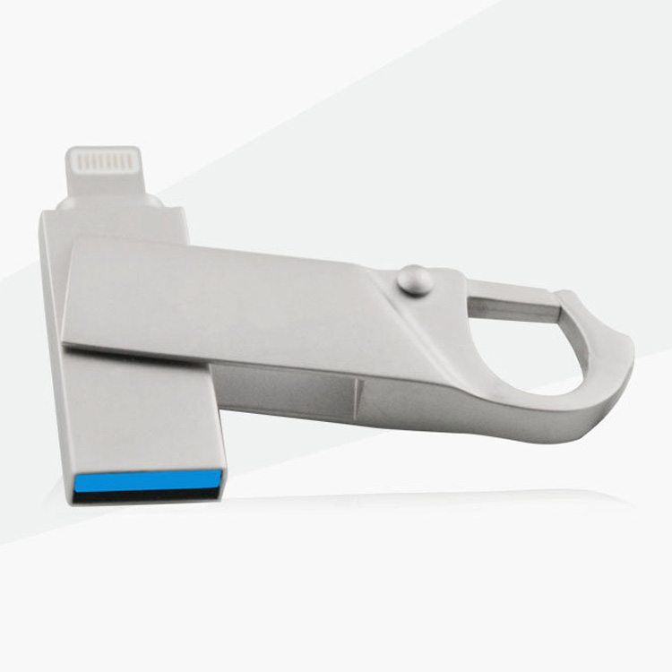Metal USB 3.0 Flash Memory Drive