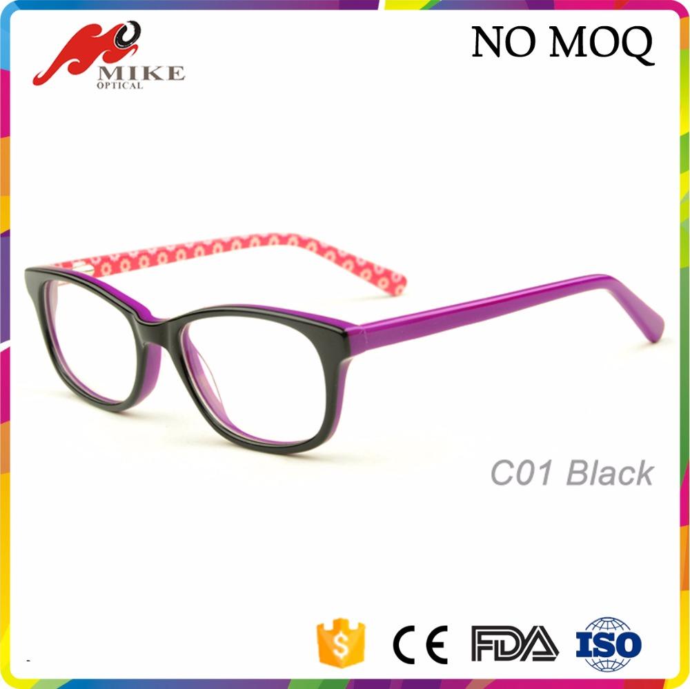 Acetat rahmen material brillen ohne Nose pad/brillen bilderrahmen ...