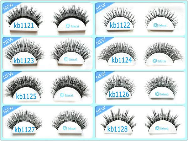 Wholesale Price Mink Eyelashes,Reuse Strip Eyelashes