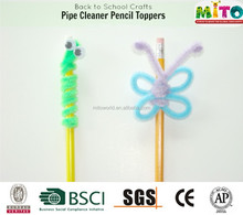 Chenille Stem/ craft Pipe Cleaners/children DIY toys