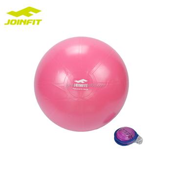 d464706d03cd4 Exercício Bola Yoga Com Bomba De Ar Livre (5 Tamanhos
