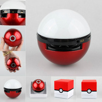 2016 Best seller in Amazon, Led light pokemon bluetooth speaker