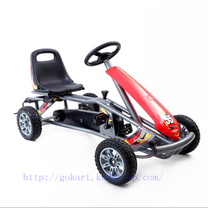 manual go kart pedal cars for kids
