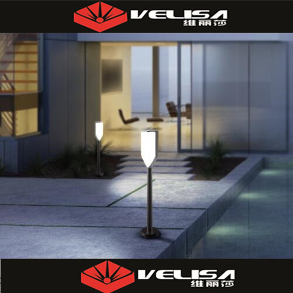 IP54 UV-stop PC lamp cover outdoor yard lighting
