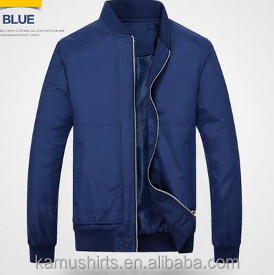 Custom latest fashion jacket for men , OEM services