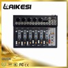 F7 usb mini audio mixer enping sound equipment