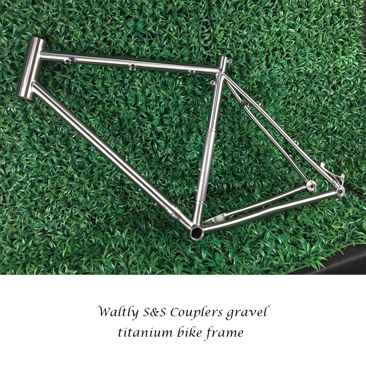 waltly coupler bike frame