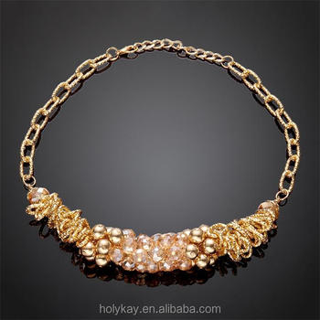 designs gold necklace model collection jewellery latest new indian