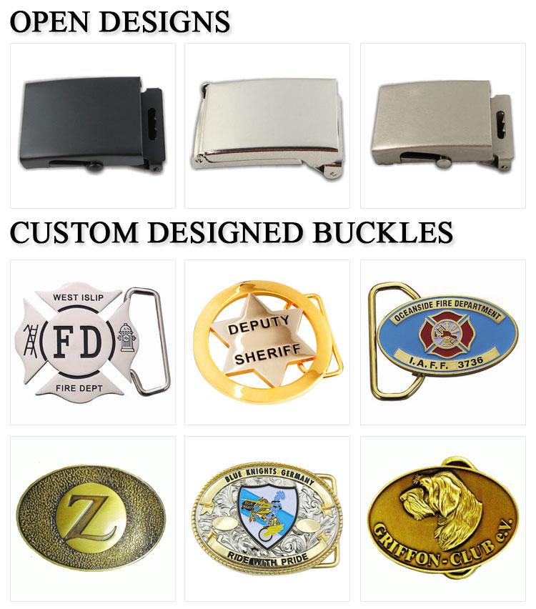 Custom Belt Buckle Types Of Belt Buckles