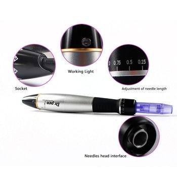 Permanent Makeup Mchines Original Rechargeable Derma Pen Dr Pen A1 5 Speed  Dr Pen Ultima A1-c - Buy Dr Pen,Ultima A1-c,Derma Pen Product on