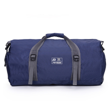 Nylon Weekend Bag, High Quality Travel Rolling Duffle Bag
