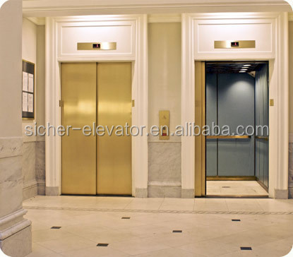 SRH Brand USED OUTDOOR Passenger Elevators Lifts for Home Used from German
