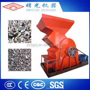 Factory Outlet CE Approval Ring-pull Can Crusher Machine
