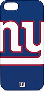 NFL New York Giants iPhone 5/5s/SE Lite Case - New York Giants Large Logo Lite Case For Your iPhone 5/5s/SE