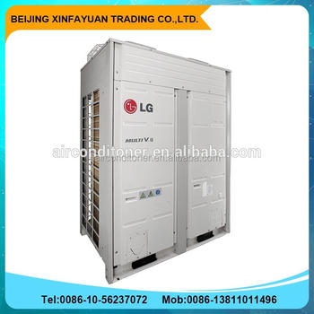 2016 Inverter Lg Central Air Conditioner With Vrf System