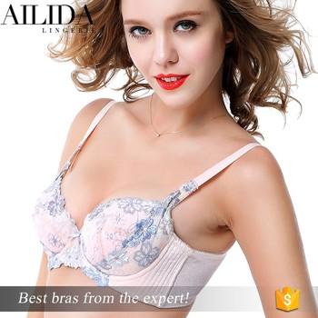 Sexy balconette bra