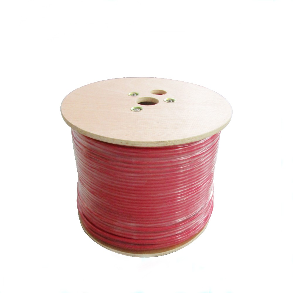 Earth FP200 Fire Alarm /& Em Lighting Fireproof Cable Per M 1.5mm Red 2 Core