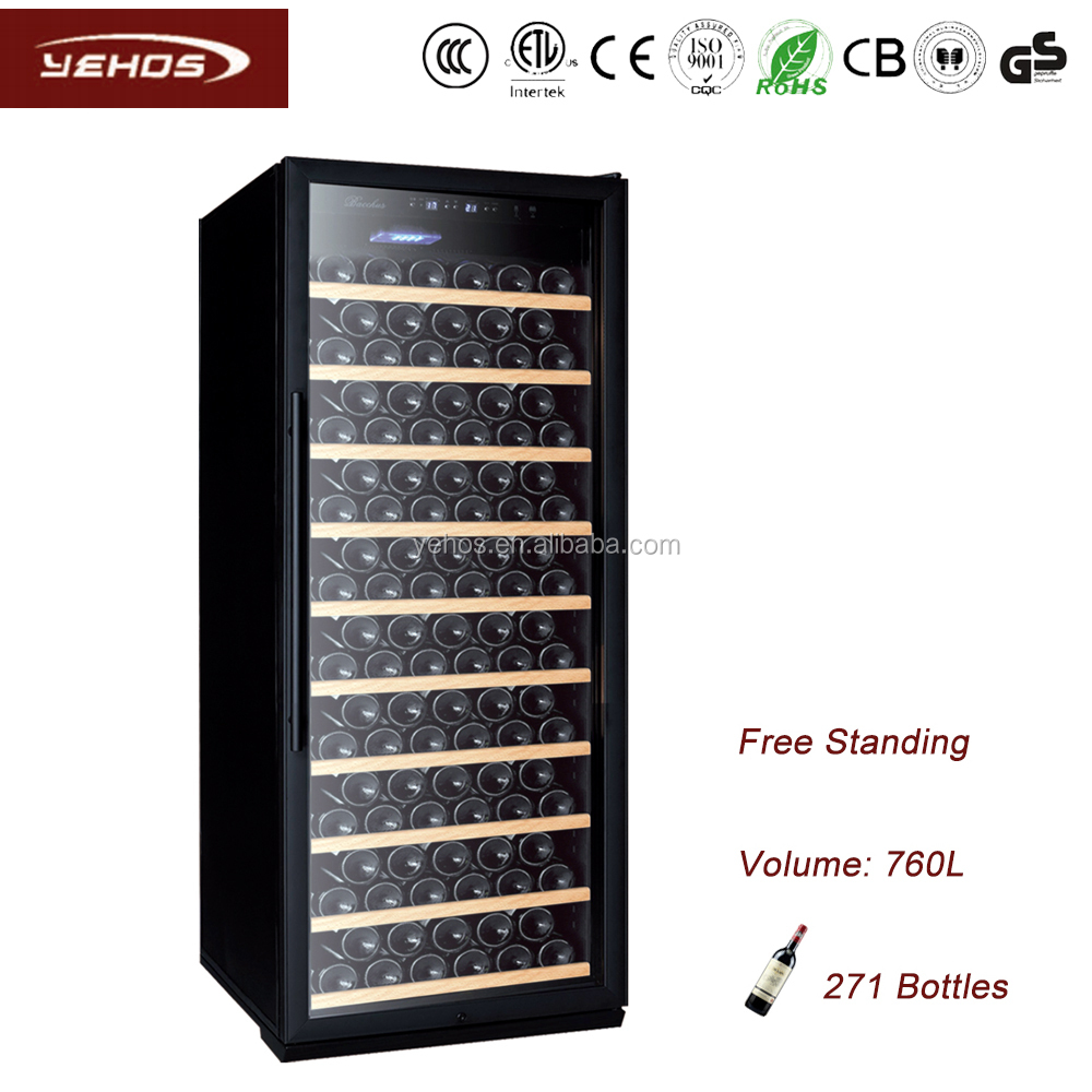 Temperature And Humidity Controlled Wine Cabinet