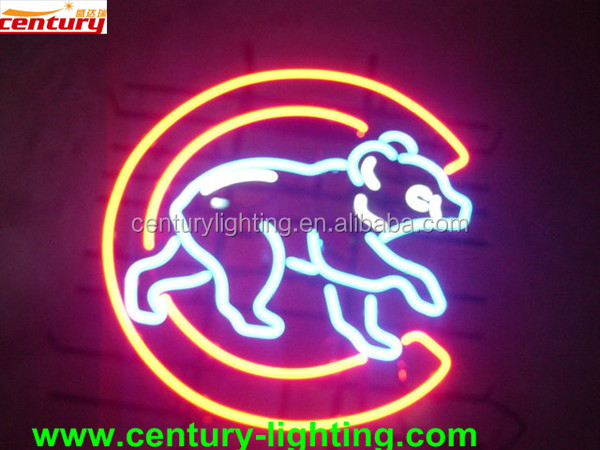 sports neon light sign with ce